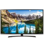 تلویزیون ال ای دی هوشمند ۴K ال جی مدل ۴۳UJ66000GI سایز ۴۳ اینچ