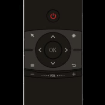 تلویزیون هوشمند هیمالیا مدل HI-50SJ864 سایز50اینچ