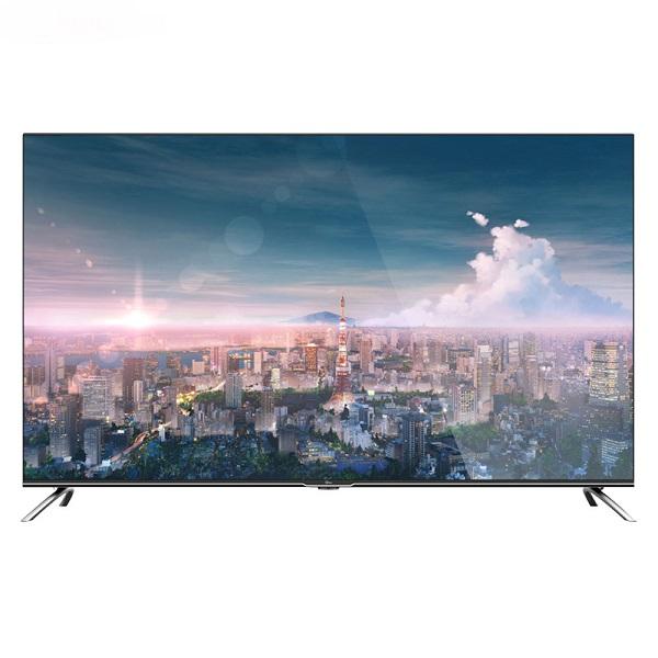 تلویزیون هوشمند جی پلاس مدل 58LU722S سایز58اینچ