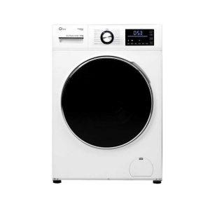 ماشین لباسشویی جی پلاس مدل K945W ظرفیت9کیلوگرم