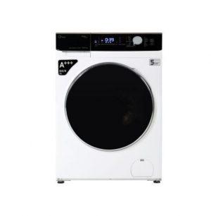 ماشین لباسشویی جی پلاس مدل KD-1048W ظرفیت10.5کیلوگرم