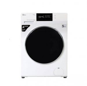 ماشین لباسشویی جی پلاس مدل KD1049W ظرفیت10.5کیلوگرم