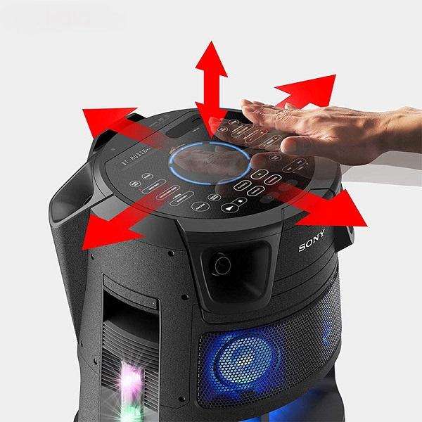 پخش کننده حرفه چندرسانه سونی SONYMHC-V83D