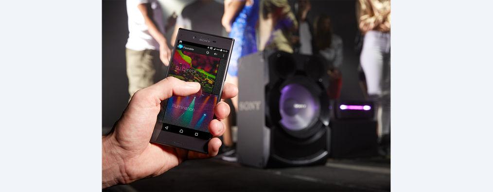 سیستم صوتی شیک سونی مدل SHAKE X70D
